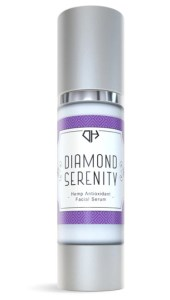 Antioxidant Hemp Facial Serum by Diamond Hemp Serenity Skin Care