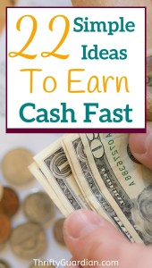 earn cash quick