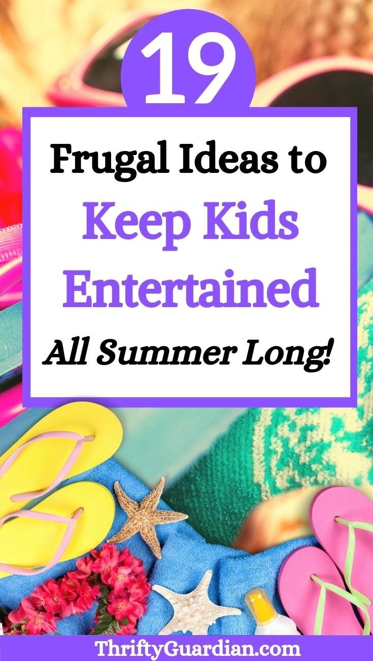 kid summer fun activity ideas