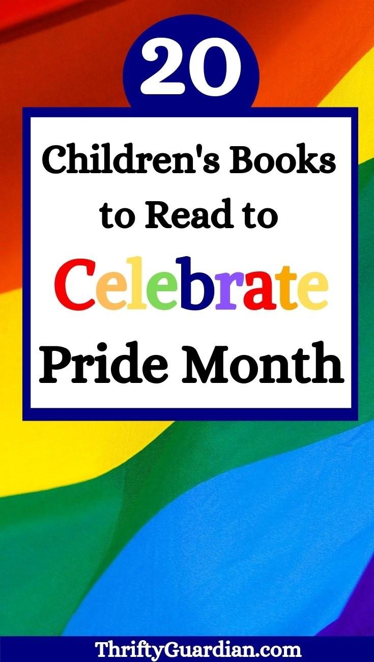 childrens books for pride month lgbtq