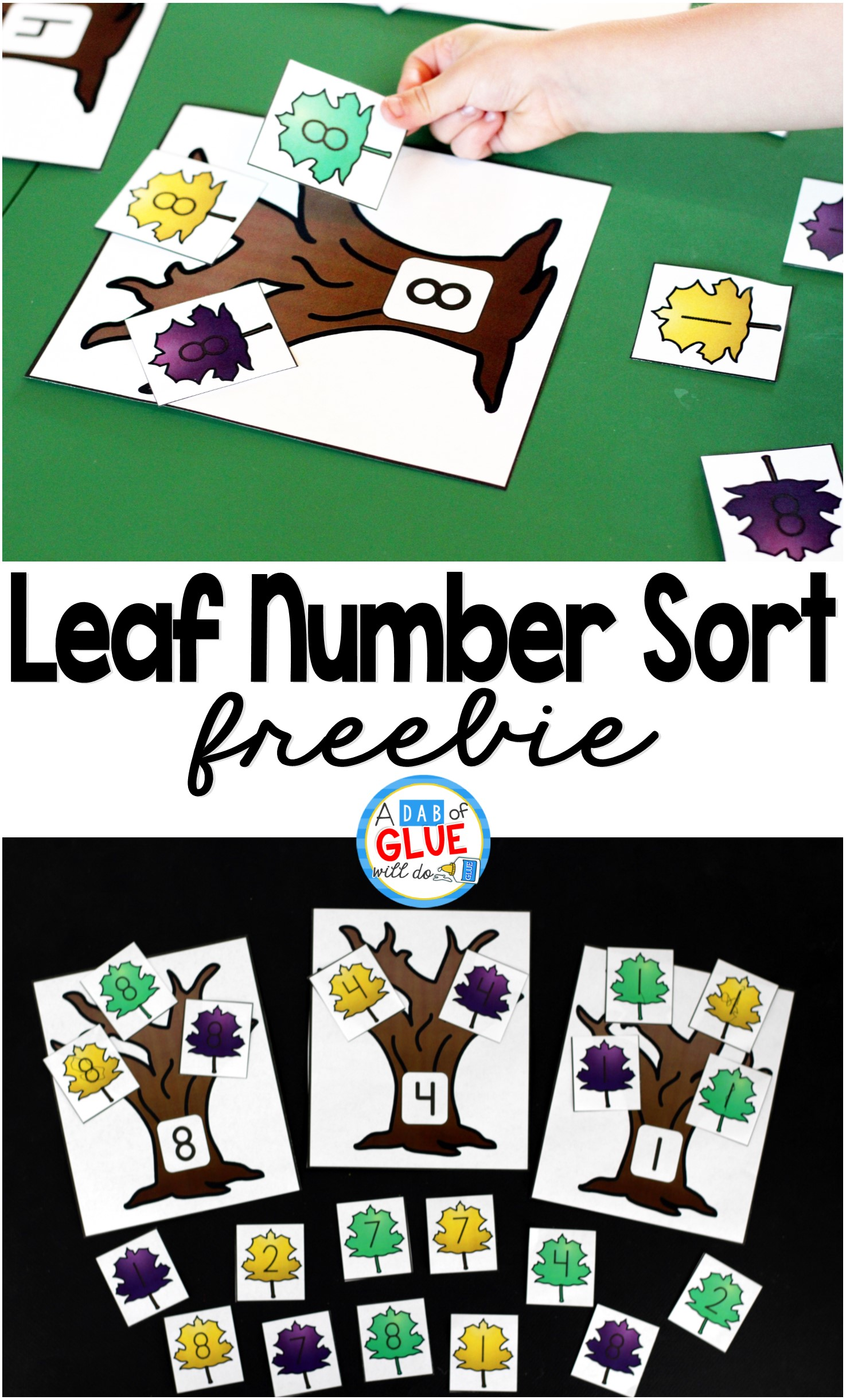 Sorting Numbers With Leaves