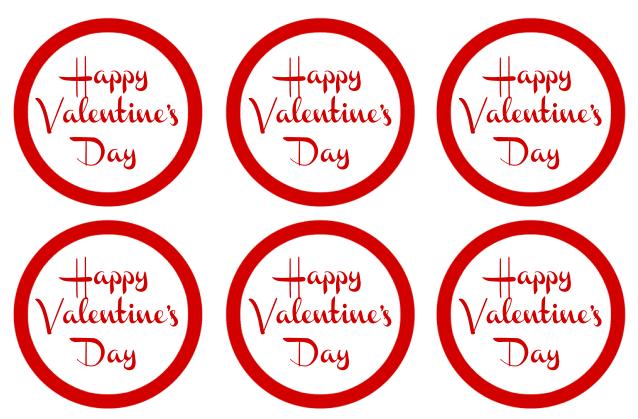 Valentine Jar Gift Easy DIY With FREE Printable Labels