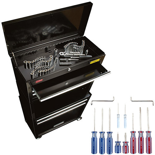 Stanley Rolling Tool Chest Only 79 Shipped Reg 157