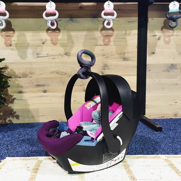 LugBug Car Seat Handle | 25 Top Baby Products from the ABC Kids Expo