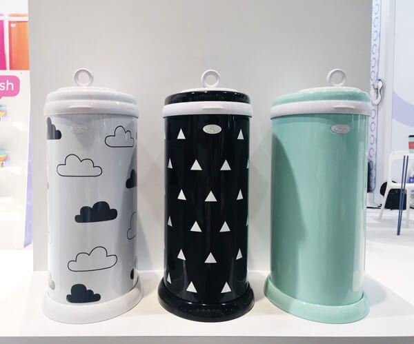 Ubbi Diaper Pail | Top Baby Products for 2017 from the ABC Kids Expo