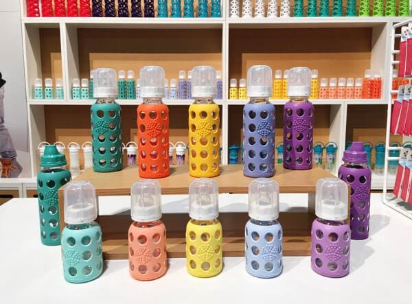 Lifefactory Baby Bottles | Top Baby Products for 2017 from the ABC Kids Expo