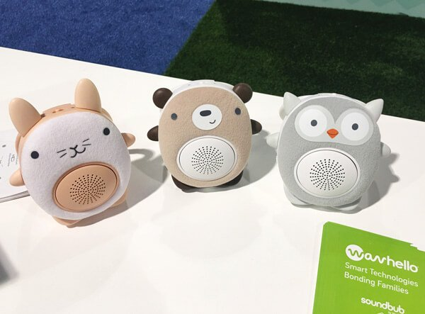 WavHello Soundbub | Top Baby Products for 2017 from the ABC Kids Expo