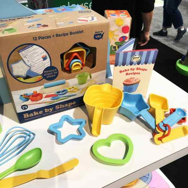 Green Toys Bake by Shape | 65 Top Baby Products for 2018 from the ABC Kids Expo