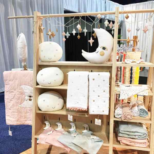 Hallmark Baby Nursery Collection | 65 Top Baby Products for 2018 from the ABC Kids Expo