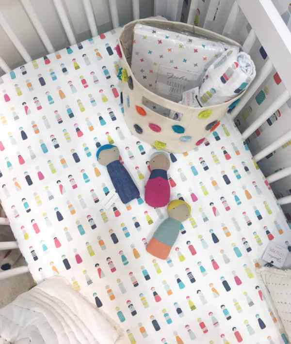 Petit Pehr Little Peeps Collection | 65 Top Baby Products for 2018 from the ABC Kids Expo