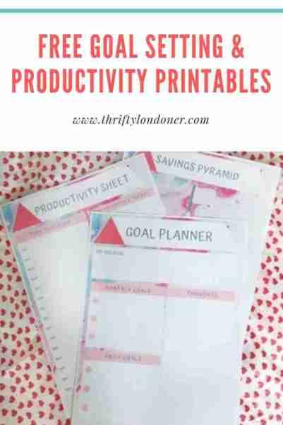 goal-planning-printables