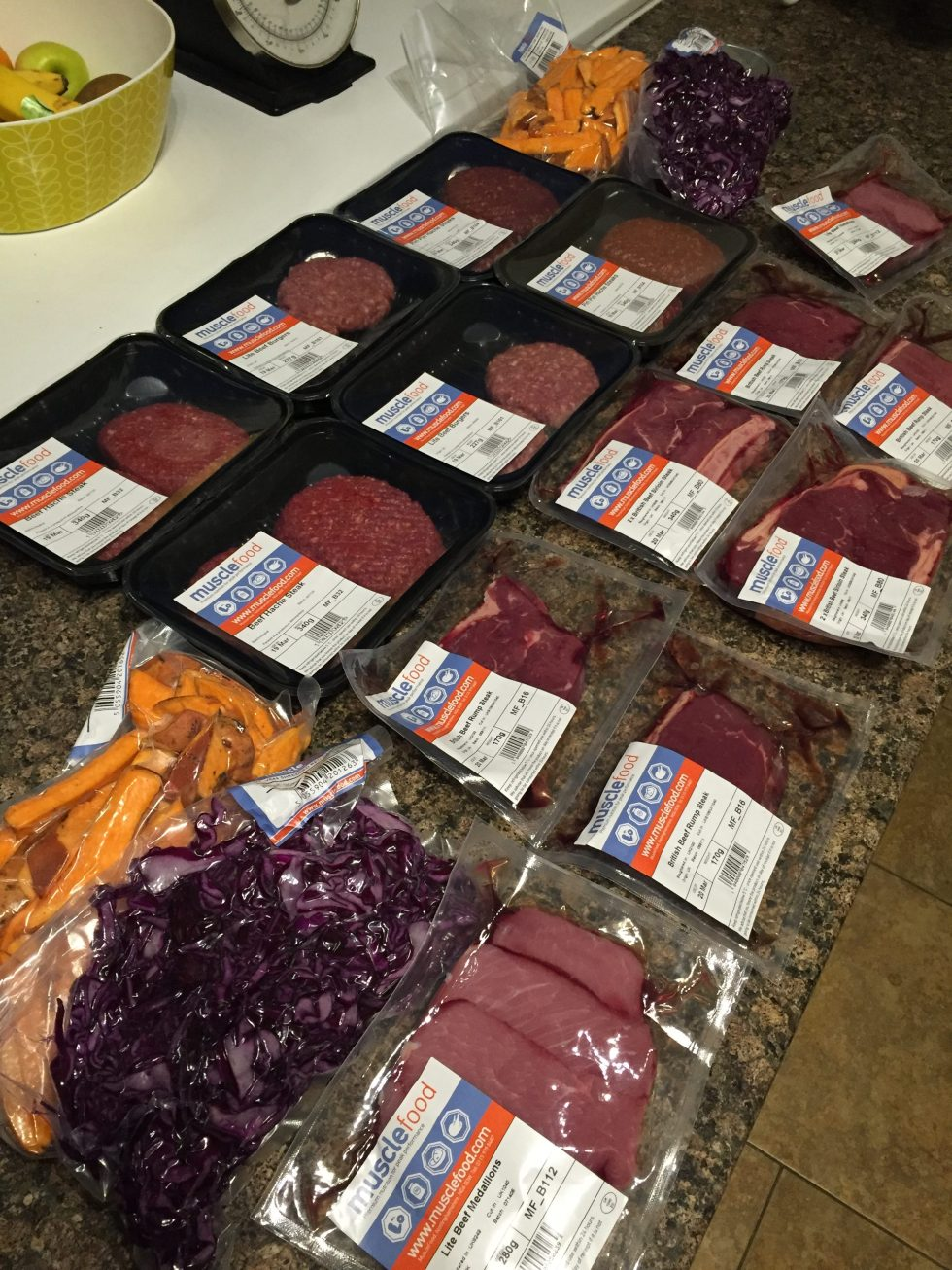 musclefood delivery