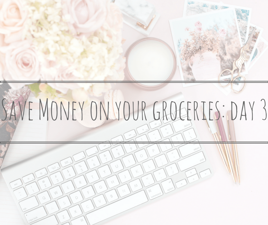 save money on your groceries day 3 top cash back
