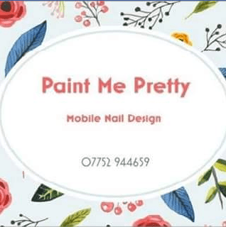 paint me pretty logo