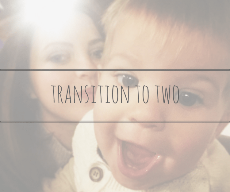 transition to two title