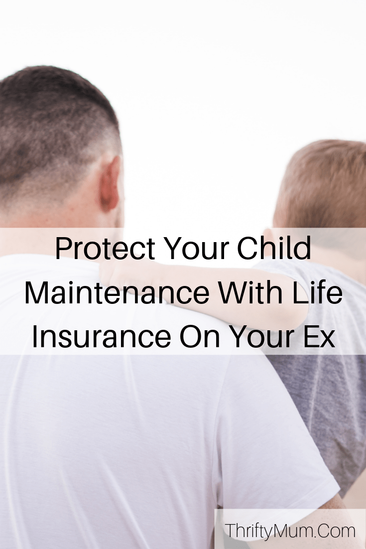 life insurance on your ex