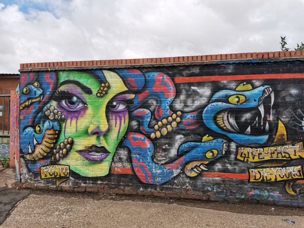Hull graffiti tour