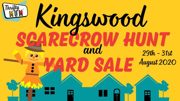 Kingswood Scarecrow Hunt and Yard Sale 2020