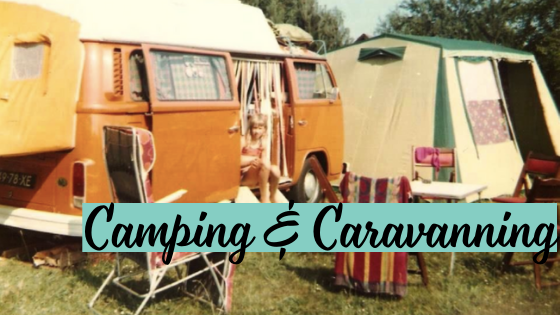 Camping and caravanning with kids