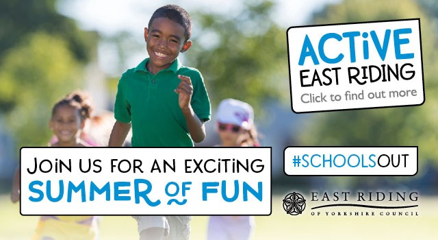 active east riding
