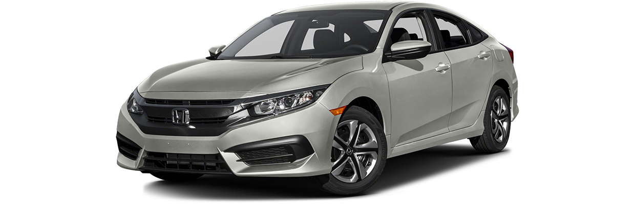 honda civic coupe 2016 thrifty