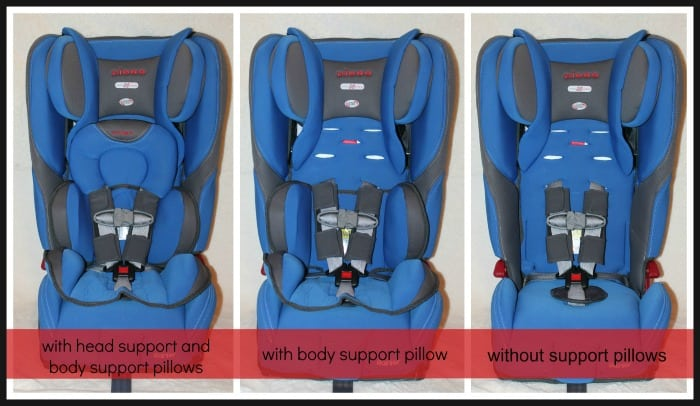 Diono Rainier Car Seat Review