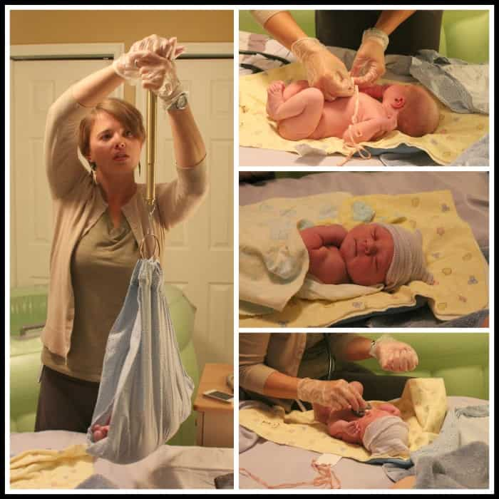 Zellene's Home Birth2