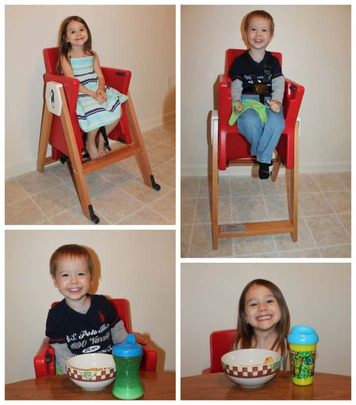 The Joovy Hilo The Highchair The Grows With Your Child