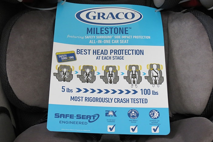 Graco-milestone-car-seat-review-info