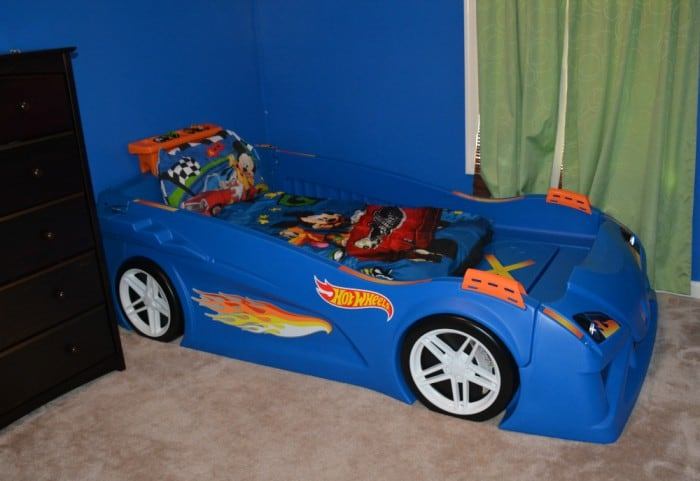 Hot Wheels Bed 1