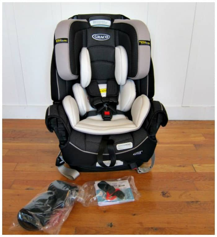 Graco 4Ever All-in-1 Car Seat Review - Thrifty Nifty Mommy