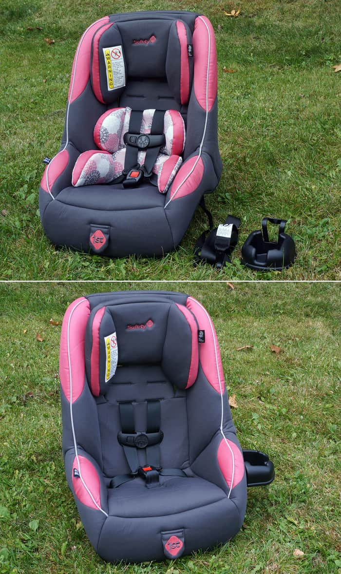 Safety 1st Guide 65 Convertible Car Seat Review - Thrifty Nifty Mommy
