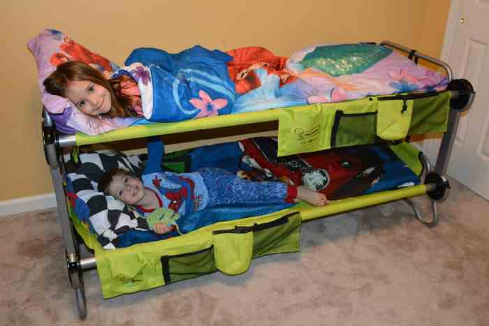 How To Get A Toddler To Sleep In Their Bed