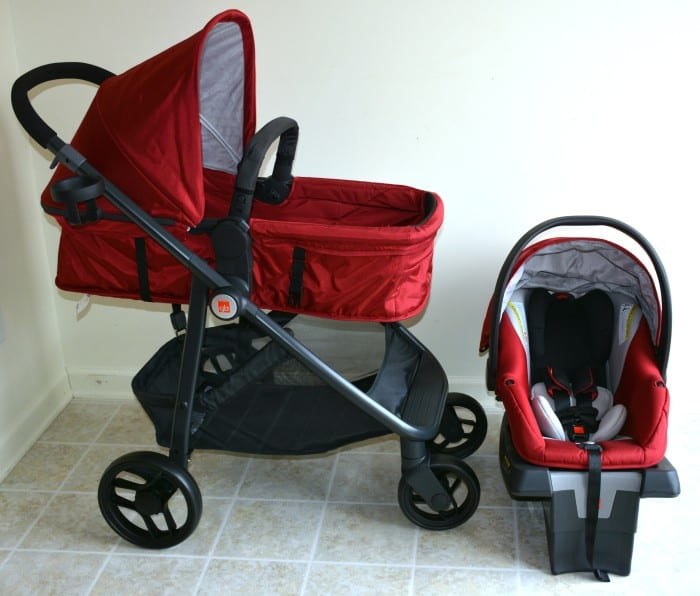 Meet the GB Lyfe Travel System - Thrifty Nifty Mommy