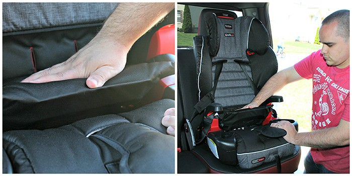 Why We Choose Britax ClickTight
