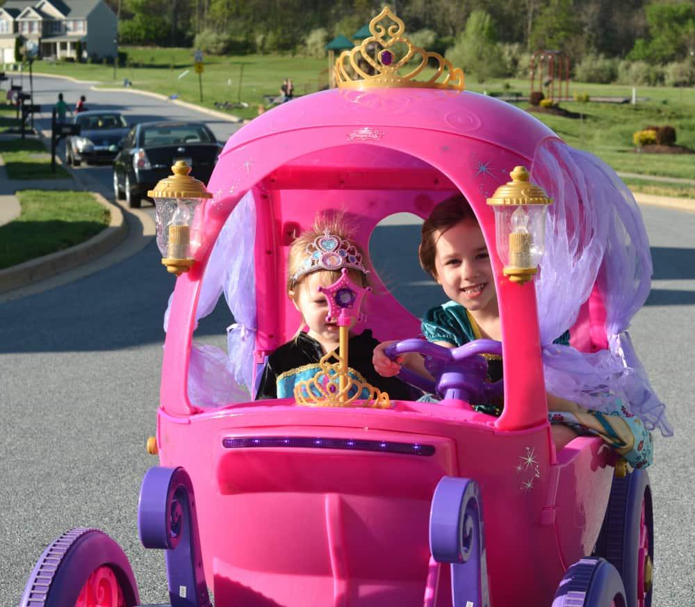 Disney Princess Cariage