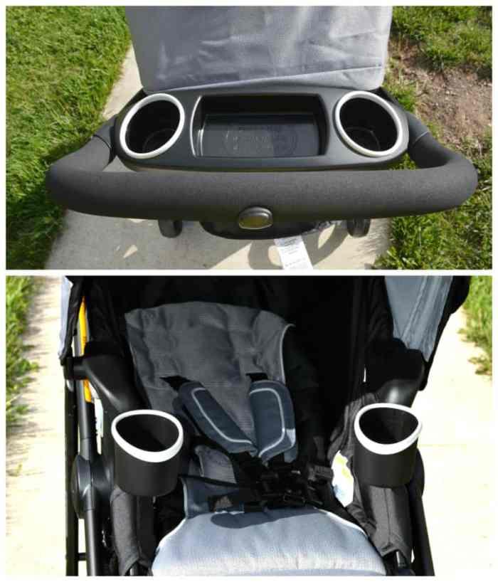 Graco Modes Click Connect Stroller