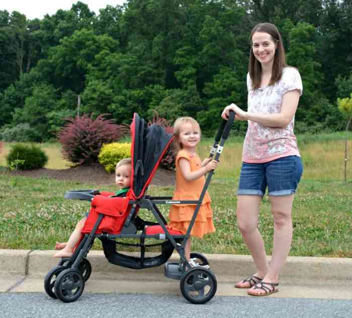 Joovy Caboose Stroller Review Thrifty Nifty Mommy