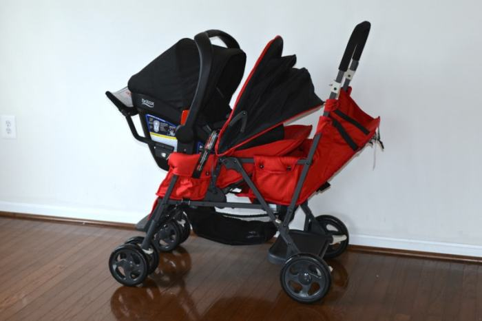 Joovy Caboose Stroller Review - Thrifty Nifty Mommy