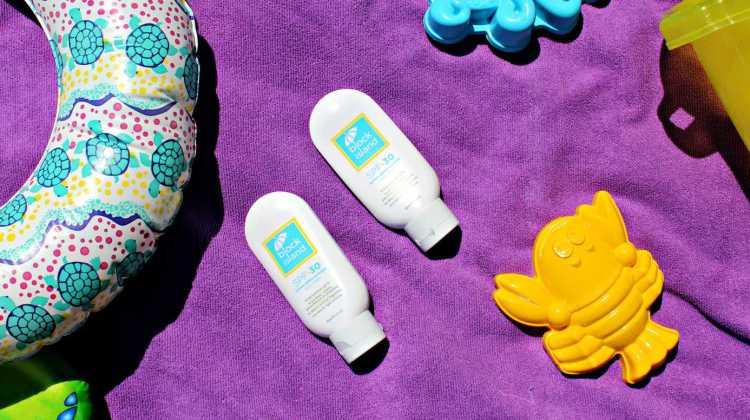 Block Island Organics Natural Mineral Sunscreen (+ Giveaway)