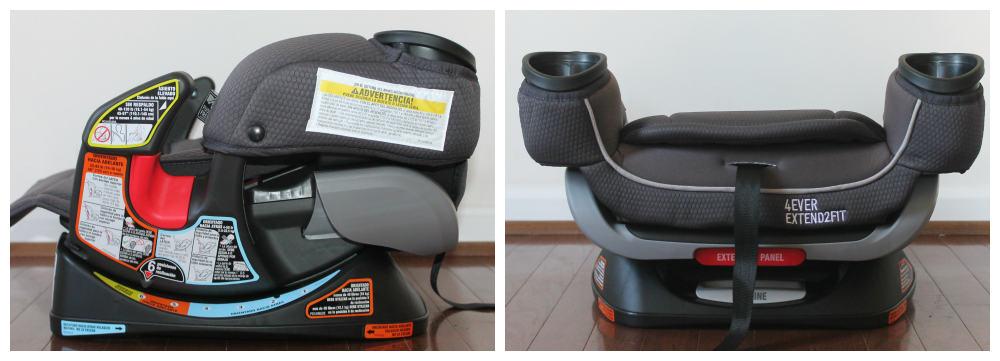 How To Adjust Shoulder Straps On Graco Car Seat