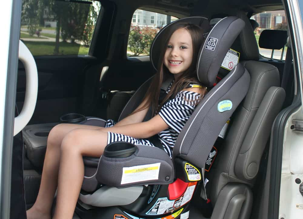 Graco 4ever Extend2fit 4 In 1 Car Seat Review Thrifty
