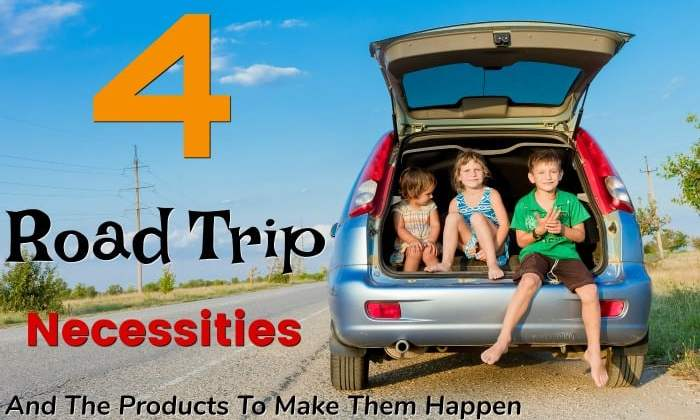 4 Road Trip Necessities {Plus a Winner-Takes-All GIVEAWAY}!