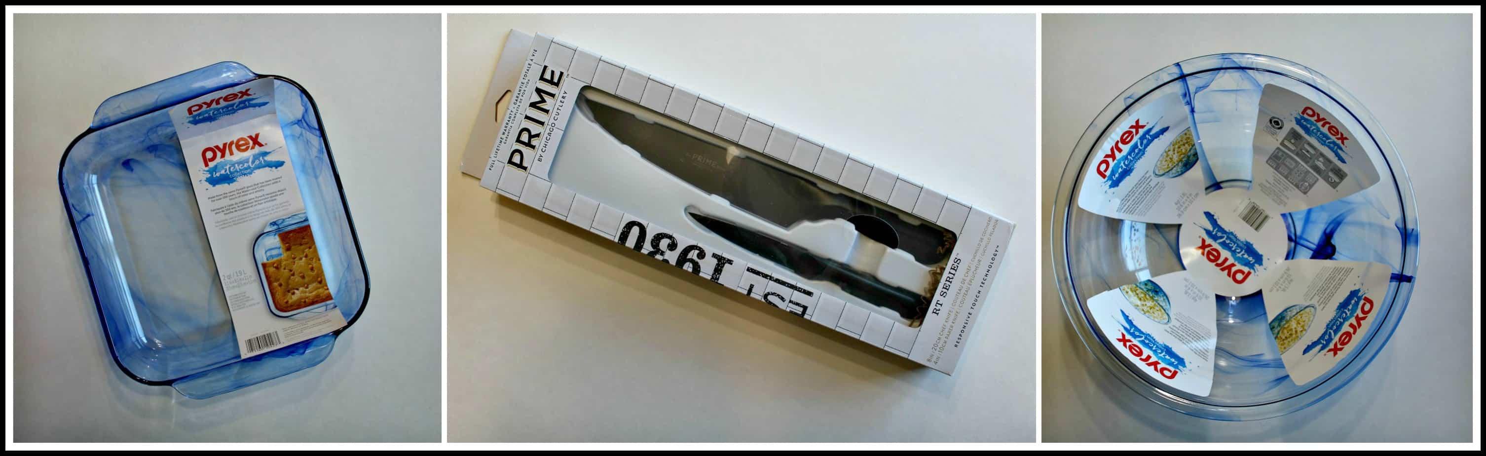 PRIME Chicago Cutlery & Pyrex