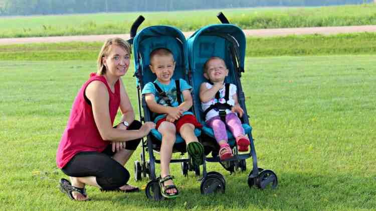Joovy TwinGroove Ultralight Double Stroller Review