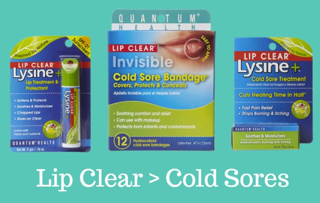 5 Ways To Reduce Back To School Stress And Prevent Cold Sores {+ Quantum Health GIVEAWAY!}