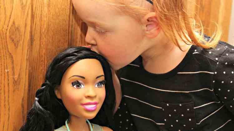 Walmart + Mattel + Barbie = A Great Christmas!