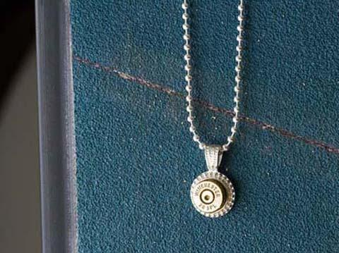 Ammo necklace