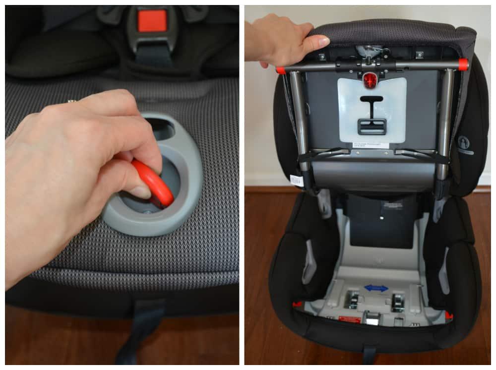 Britax Marathon ClickTight Convertible Car Seat Review - Thrifty ...