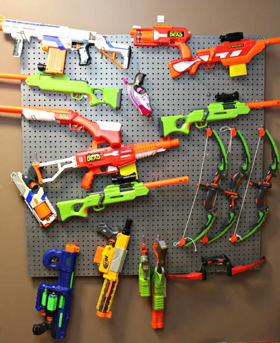 Fun and Frugal Date Night Idea: DIY Nerf Gun Game
